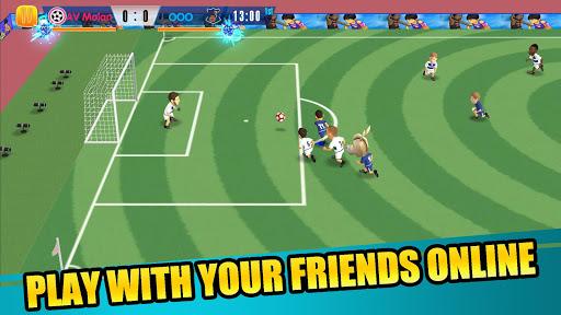 Furious Goal(Ultimate Soccer Team) screenshots 1