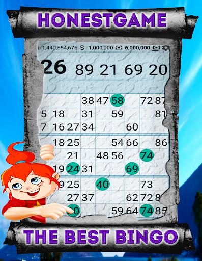 Bingo on Money free $25 deposit and match 3 to win 1.1.4.2.3 Screenshots 7