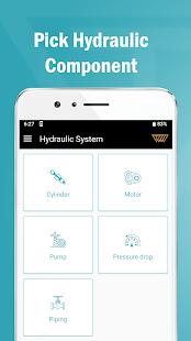 Hydraulic System Calculator