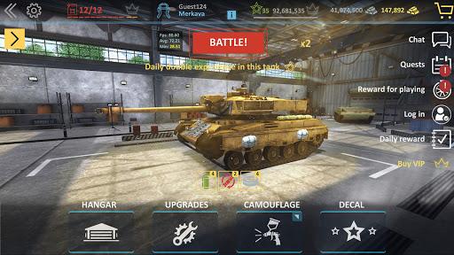 Modern Assault Tanks: Tank Games 3.71.1 screenshots 10