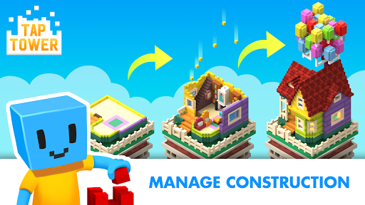 TapTower - Idle Building Game 1.27 screenshots 6