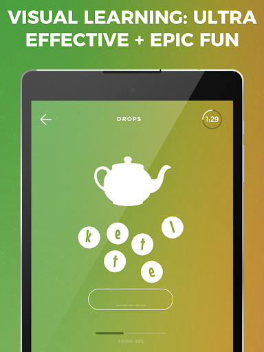 Drops: Learn Swedish language and words for free android2mod screenshots 5