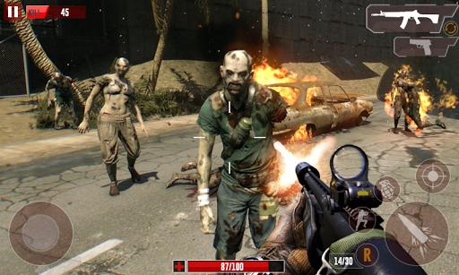 Dead Zombie Shooting Target 3D 1.0 de.gamequotes.net 1
