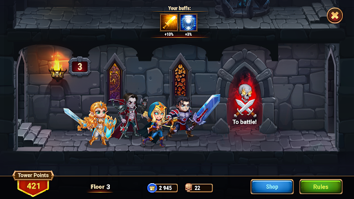 Hero Wars u2013 Hero Fantasy Multiplayer Battles screenshots 7