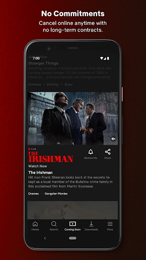 Netflix 7.82.2 build 42 35213 screenshots 5