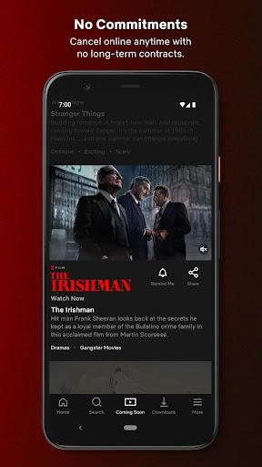 Netflix 7.90.0 build 6 35325 screenshots 5