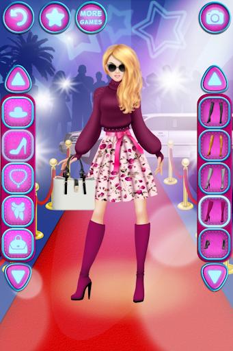 Fashion Show Dress Up Game  screenshots 4
