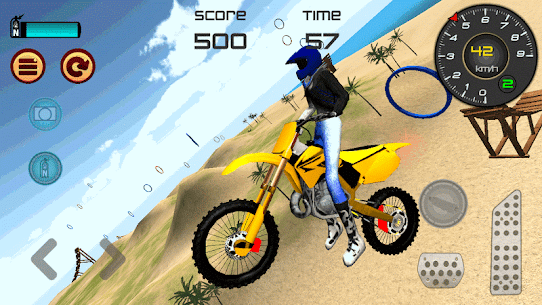 How To Download & Use Motocross Beach Jumping 3D On Your Desktop PC 2