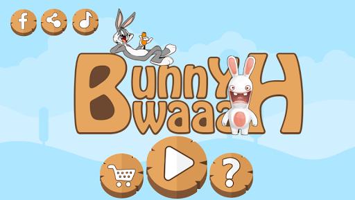 Bunny Bwaaah : Run 3 & Jump  🐰 🐰 APK MOD – Pièces de Monnaie Illimitées (Astuce) screenshots hack proof 1