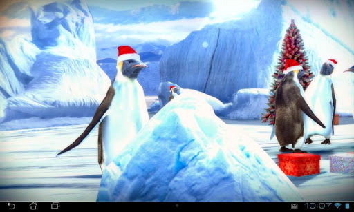 Christmas Edition: Penguins 3D For PC Windows (7, 8, 10, 10X) & Mac Computer Image Number- 13