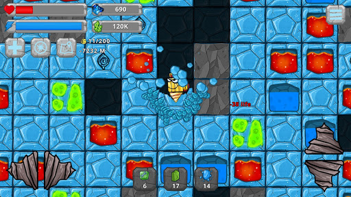 Digger Machine: dig and find minerals 2.7.5 screenshots 5