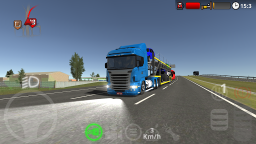The Road Driver - Truck and Bus Simulator  screenshots 1