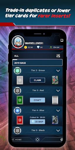 Marvel Collect! by Topps Card Trader 14.3.1 screenshots 8