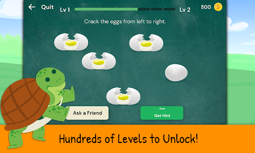 The Moron Test: Challenge Your IQ with Brain Games 3.50.11.02 screenshots 3