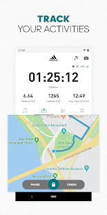 adidas Running App Run Tracker