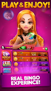 Bingo 90 Live: Vegas Slots 17.02 screenshots 1