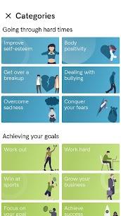 Motivation – Daily quotes 2.9.3 Apk Mod (Unlocked) 4