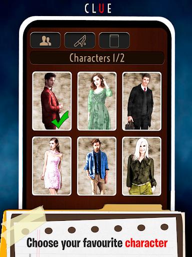 Clue Detective: mystery murder criminal board game 2.3 Screenshots 15