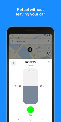 Yandex.Maps u2013 Transport, Navigation, City Guide android2mod screenshots 8