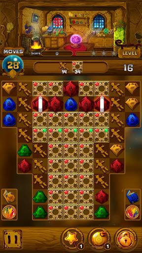 Secret Magic Story: Jewel Match 3 Puzzle  screenshots 13