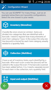 Inventory & Barcode scanner & WIFI scanner Apk (Paid) 3