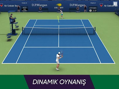 Tennis World Open 2021  Ultimate 3D Sports Games Apk İndir 4