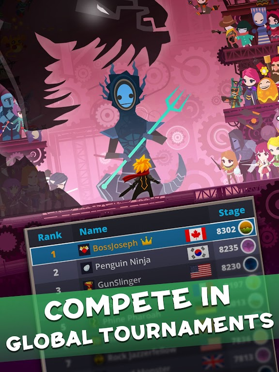 Tap Titans 2: Heroes Attack Titans. Clicker on! poster 18