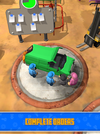 Scrapyard Tycoon Idle Game 0.11.1 screenshots 21