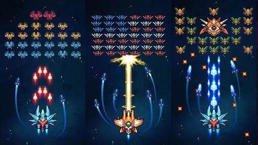Galaxiga: Galaga Arcade Shooter 80s - Free Games 20.2 screenshots 8