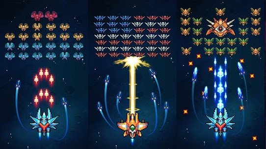 Galaxiga: Classic Arcade Shooter 80s – Free Games 8