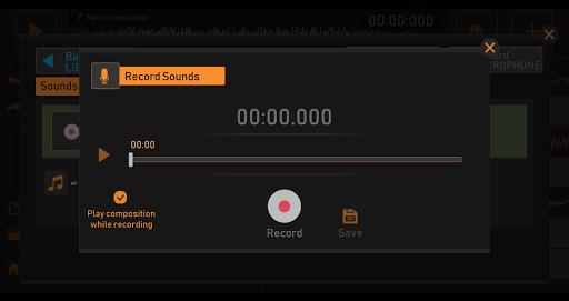 Song Maker - Free Music Mixer  Screenshots 3