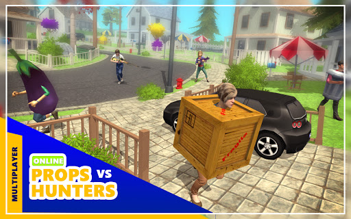Prop Hunt Multiplayer: Online Hide and Seek Game  screenshots 9