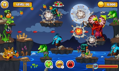 Angry Plants Apk Son S r m 2021 3