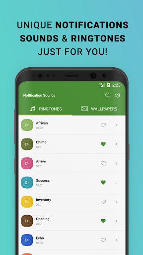 Notification Sounds 6.2.1 Screenshots 1