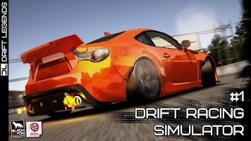 Drift Legends: Real Car Racing