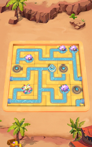 Flow Water Connect Puzzle  screenshots 14