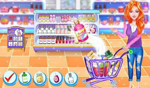Makeup Kit- Dress up and makeup games for girls 9