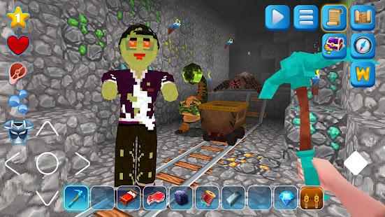 EarthCraft 3D: Block Craft