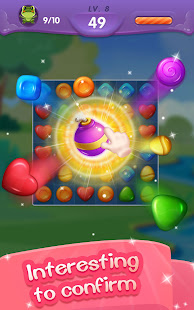 Candy Blast World - Match 3 Puzzle Games