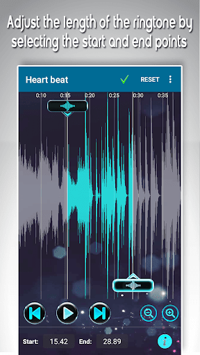 MP3 Cutter Ringtone Maker 1.2 Screenshots 4