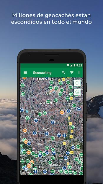 Screenshot 3 de Geocaching® para android