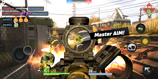 Action Strike: Online PvP FPS  screenshots 13