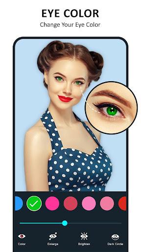 Beauty Makeup Camera - Selfie Beauty Photo Editor screenshots 2