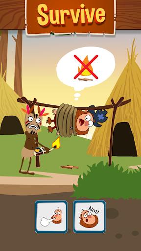 Save The Pirate! Make choices - decide the fate apkmartins screenshots 1