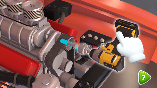 Car Restore - Car Mechanic  screenshots 3