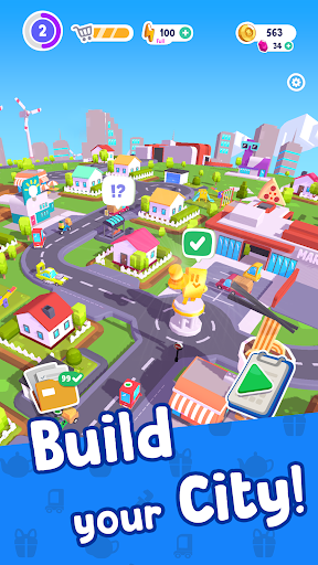 Merge Mayor 2.4.176 screenshots 4
