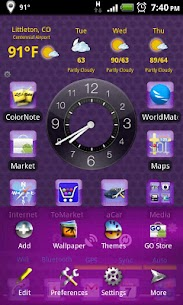LC Purple Theme For For Pc – Free Download For Windows And Mac 2