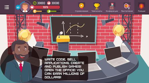 Hacker - tap smartphone tycoon, life simulator Apkfinish screenshots 6