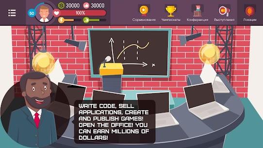 Hacker – Tap Smartphone Tycoon, Life Simulator Mod Apk 2.1.2 (Endless Money) 6