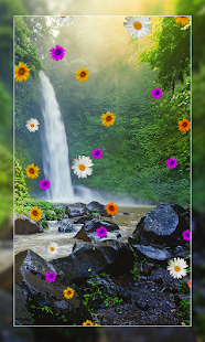 Nature Live Wallpaper Screenshot